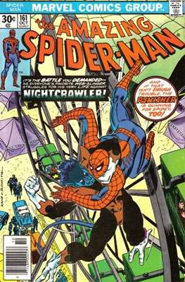 The Amazing Spider-Man Vol. 1 (1963-2007) (Comic-book) #161
