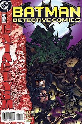 Detective Comics Vol. 1 (1937-2011; 2016-) (Comic Book) #721
