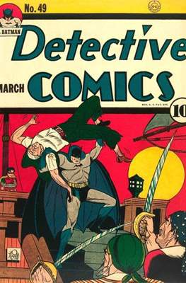 Detective Comics Vol. 1 (1937-2011; 2016-) (Comic Book) #49