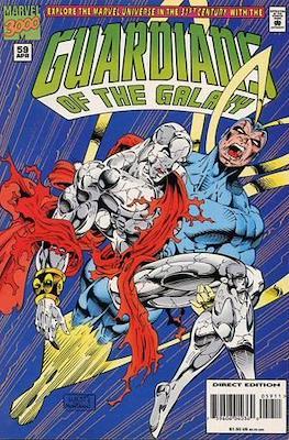 Guardians of the Galaxy Vol 1 (Comic Book) #59