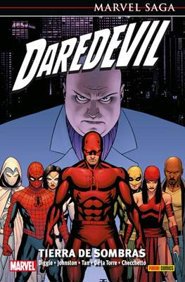 Marvel Saga: Daredevil (Cartoné) #23
