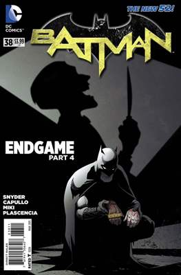 Batman Vol. 2 (2011-2016) (Saddle-stitched) #38