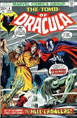 The Tomb of Dracula Vol. 1 (1972-1979) #8