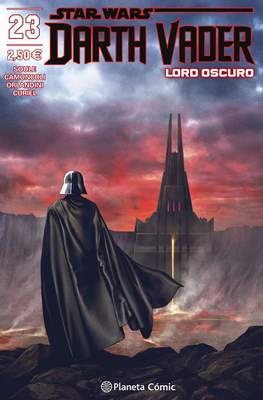 Star Wars: Darth Vader. Lord Oscuro #23