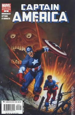 Captain America Vol. 5 (2005-2011 Variant Cover) (Comic Book) #8