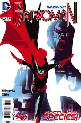 Batwoman Vol. 1 (2011-2015) (Comic-book) #32