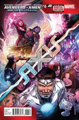 Avengers & X-Men: Axis (Comic-book) #6