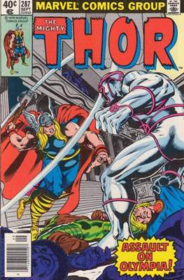 Journey into Mystery / Thor Vol 1 (Comic Book) #287