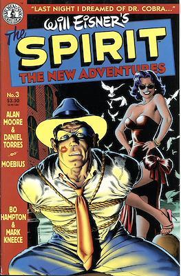 The Spirit. The New Adventures (Comic Book) #3