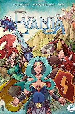 Evania (Cartoné 96 pp) #