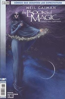 The Books of Magic (Grapa) #3