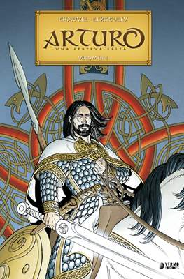 Arturo. Una epopeya celta (Cartoné 168-144-152 pp) #1