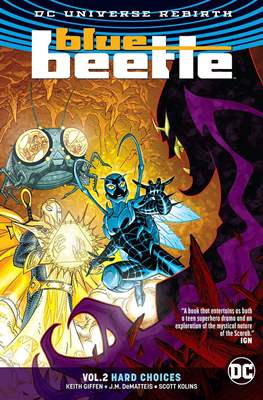Blue Beetle Vol. 10 (Softcover) #2