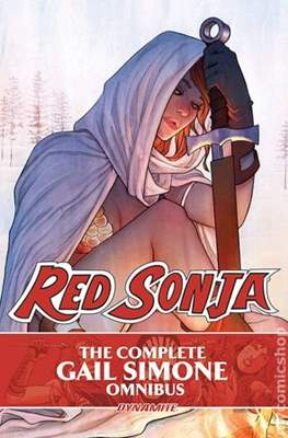 The Complete Gail Simone Red Sonja Omnibus