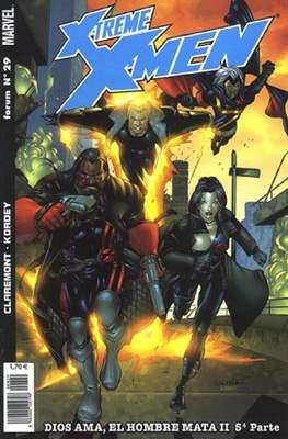 X-Treme X-Men (2002-2005) (Grapa) #29