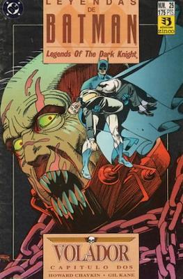 Leyendas de Batman. Legends of the Dark Knight #25
