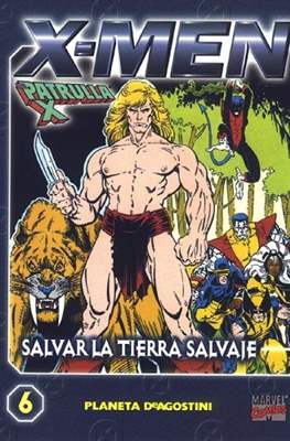 Coleccionable X-Men / La Patrulla-X (Rústica, 80 pp) #6