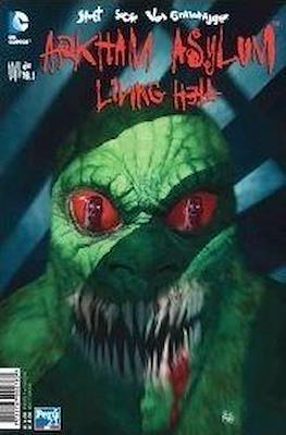 Arkham Asylum: Living Hell #4