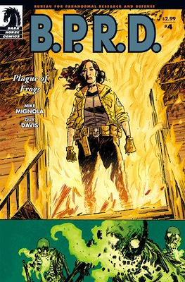 B.P.R.D. (Comic Book) #11