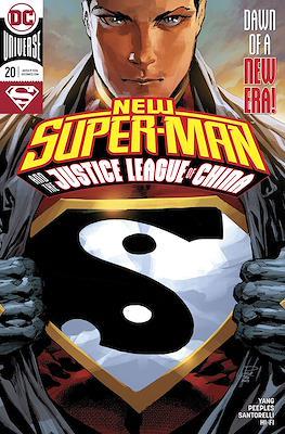 New Super-Man (Comic-Book) #20