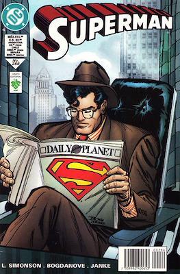 Supermán (1986-2001) (Grapa) #286