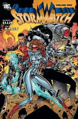 Stormwatch (Hardcover) #1