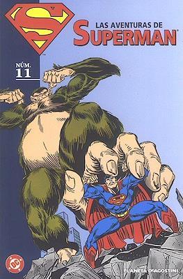 Las aventuras de Superman (2006-2007) #11