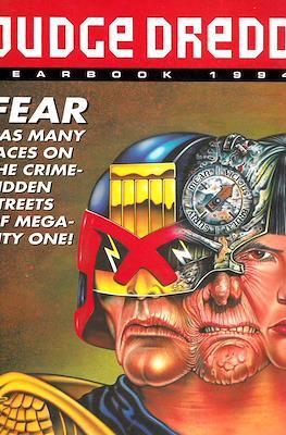 Judge Dredd Yearbook #1994