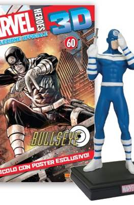 Marvel Héroes 3D - Colección Oficial (Grapa) #49