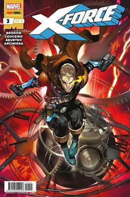X-Force Vol. 4 (2019-) (Grapa 64 pp) #3