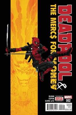 Deadpool & the Mercs for Money (2016) (Comic Book) #2