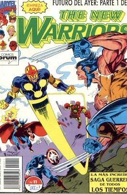 The New Warriors vol. 1 (1991-1995) (Grapa. 17x26. 24 páginas. Color. (1991-1995).) #11