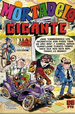 Mortadelo Gigante (Rústica) #17