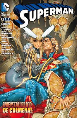 Superman. Nuevo Universo DC / Renacimiento (Grapa) #21
