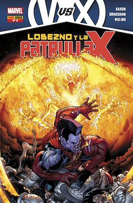 Lobezno y la Patrulla-X / Spiderman y La Patrulla-X (2012-2015) #8