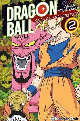 Dragon Ball Color: Saga del Monstruo Bû (Rústica con sobrecubierta) #2