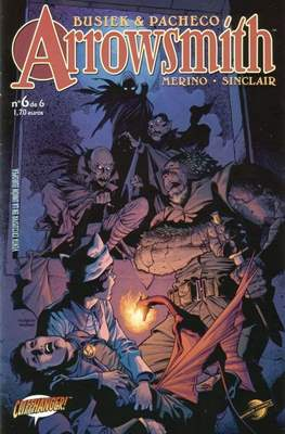 Arrowsmith (2004) (Grapa 24-28 pp) #6