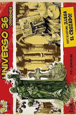 Universo 36 Orígenes #8