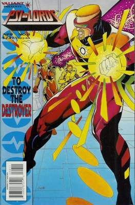 Psi-Lords Vol.1 (Comic Book) #8