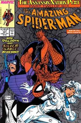 The Amazing Spider-Man Vol. 1 (1963-2007) (Comic-book) #321