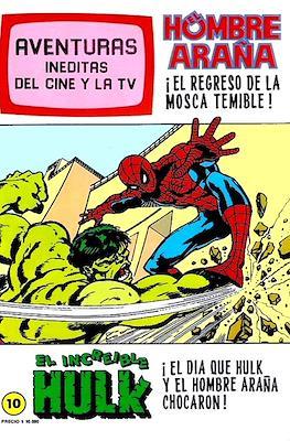 Aventuras Inéditas del Cine y la TV #10