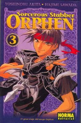 Orphen - Sorcerous Stabber (Rústica con sobrecubierta) #3
