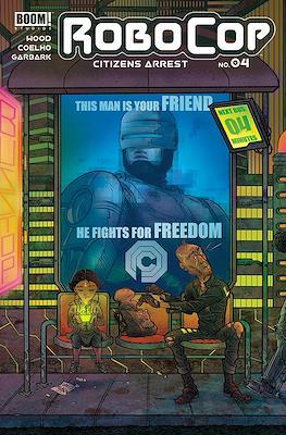 RoboCop: Citizens Arrest (Variant Covers) (Comic Book) #4.1