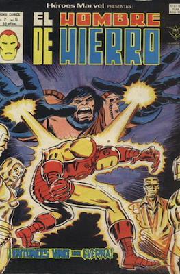 Heroes Marvel presenta Vol. 2 (1975-1980) (Grapa) #61