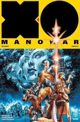 X-O Manowar (2017) (Softcover) #1