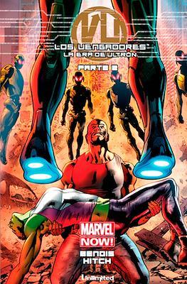 Los Vengadores. La era de Ultrón (Rústica) #2
