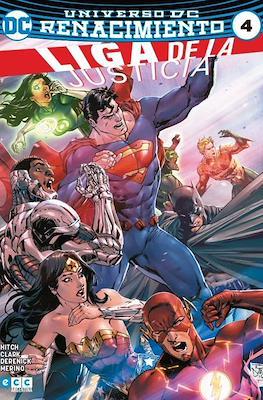 Liga de la Justicia (Rústica) #4