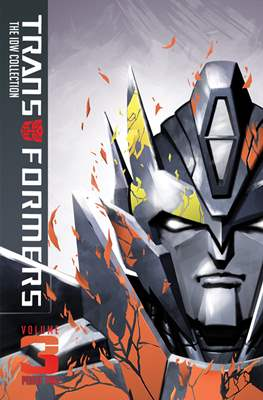 Transformers: The IDW Collection Phase Two (Hardcover 332-356 pp) #3