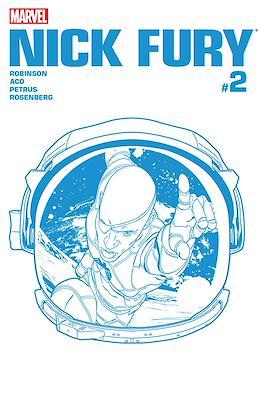 Nick Fury (Comic-book) #2