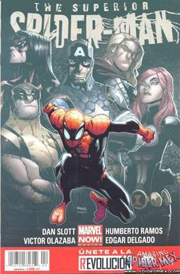 The Superior Spider-Man (Grapa) #4